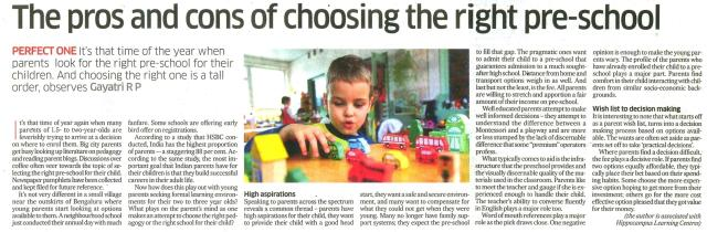 The pros and cons of choosing the right pre-school_Deccan Herald (Page 18)_25 February 2016.jpg