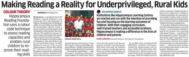Making Reading a Reality for Underprivileged, Rural Kids_The Economic Times_16 Nov 2015_Page 2.jpg